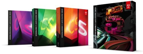 Adobe Creative Suite 5.5 ya está disponible