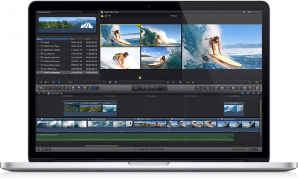 Nuevas Apple MacBook Pro 2012  ¿Por qué son interesantes para vídeo?