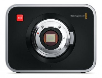Nueva BlackMagic Cinema Camera con montura Micro 4/3