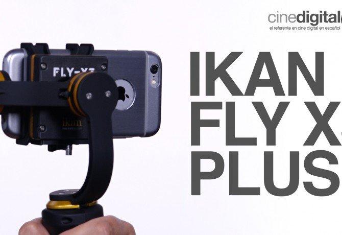 Ian Fly X3 Plus