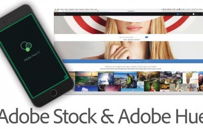 Adobe Stock y Adobe Hue