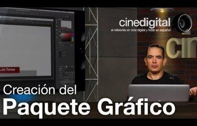 Creación de gráficos para Vídeo de Youtube – la Evolución de CineDigital.tv