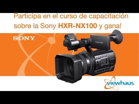 Nueva temporada de CineDigital.tv y concurso para ganar una NX100 de Sony