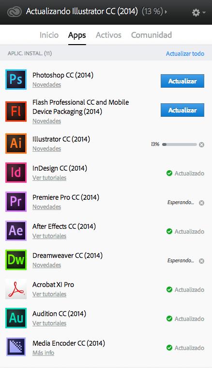 Creative Cloud 2014