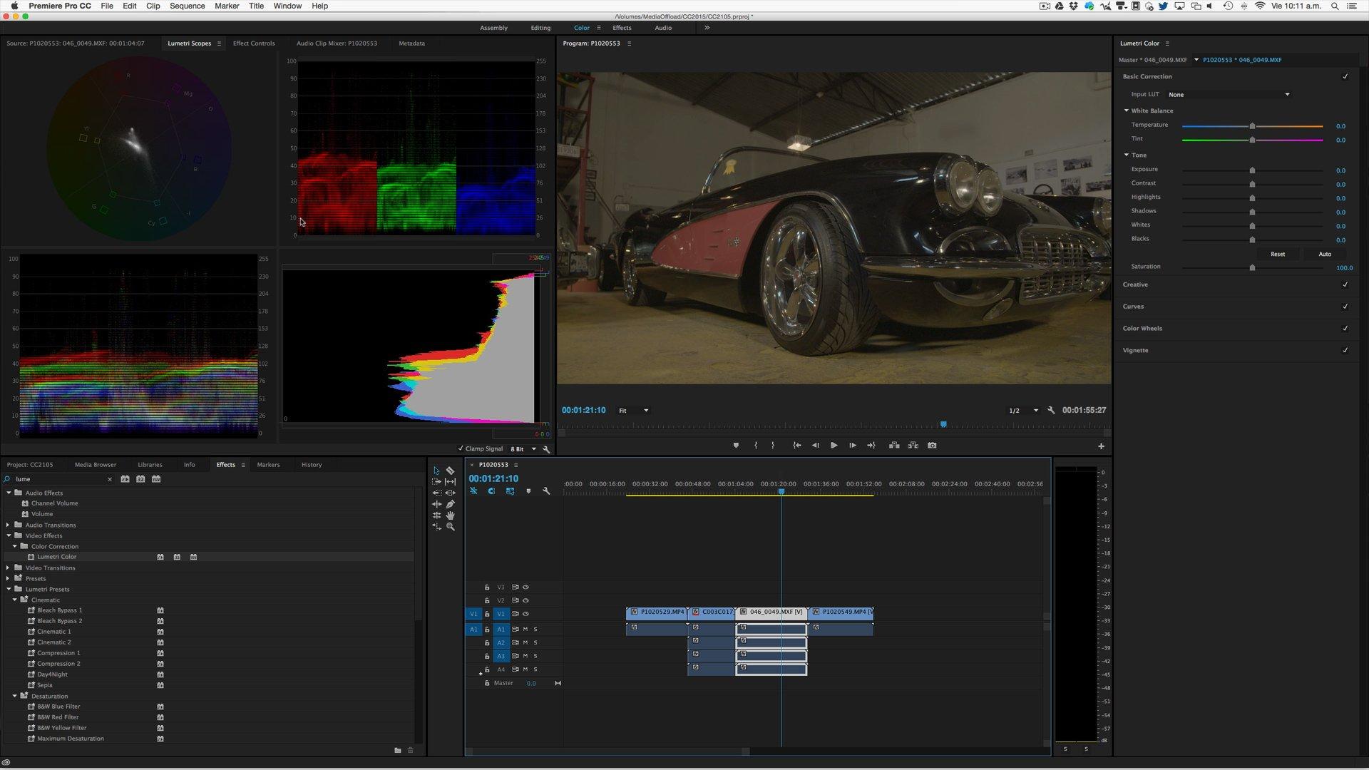 Adobe Premiere CC 2015
